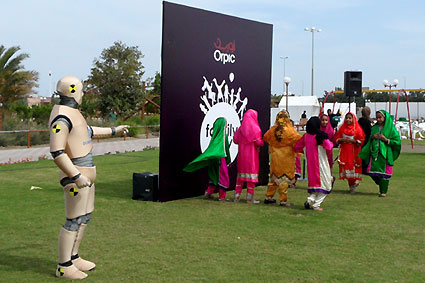 DUMMY on Tour live in Oman | Orpic Event