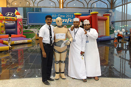 DUMMYonTour   Hyundai Oman Ramadan Magic