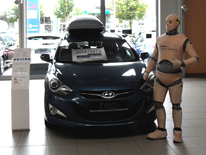 DUMMY on tour Hyundai Promotion