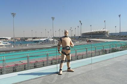 DUMMY on Tour | Yas Marina Circuit