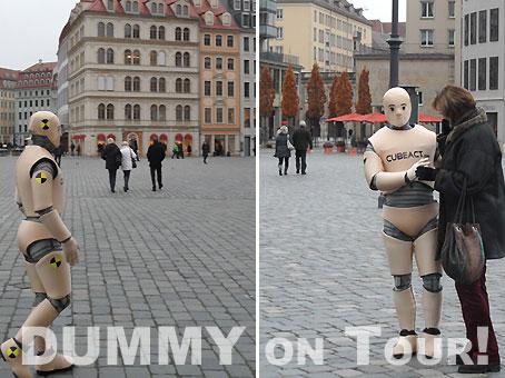 DUMMY on Tour - Dresden City & Tourist