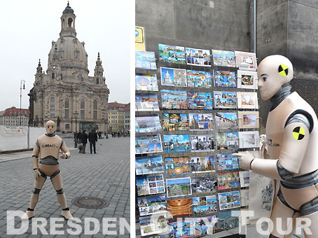 DUMMY on Tour - Dresden City & Tourist