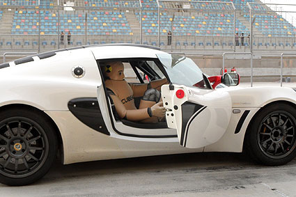 DUMMY on Tour | F1 Bahrain Circuit