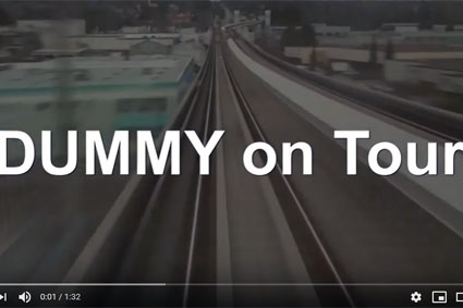 DUMMY on Tour | Video Trailer
